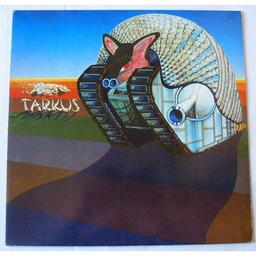 Tarkus | Emerson, Lake & Palmer (groupe de Rock progressif)