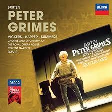 Peter Grimes : opéra en 3 actes  