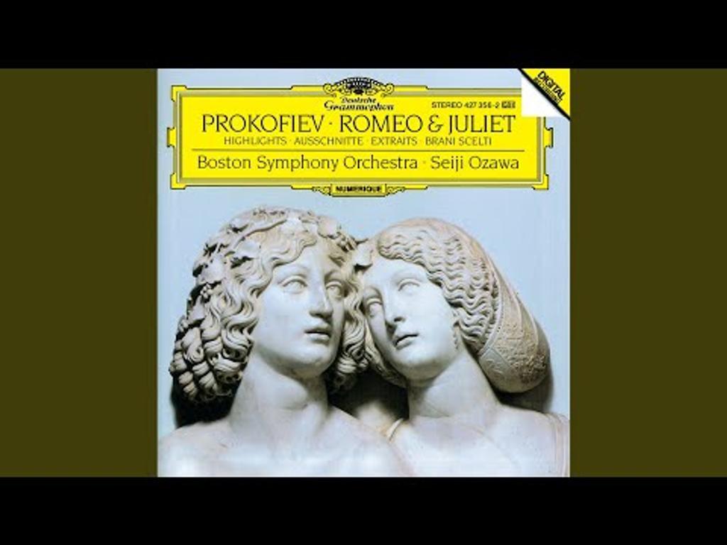 Prokofiev - Romeo & Juliet (extraits) / Sergei Prokofiev |