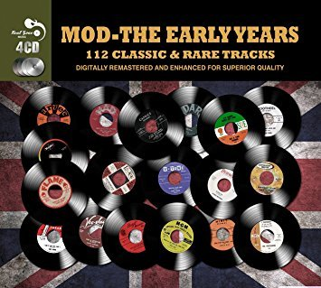 Mod the early years : 112 Classic & Rare tracks |