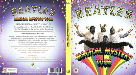 Magical mystery tour : Special features / The Beatles |