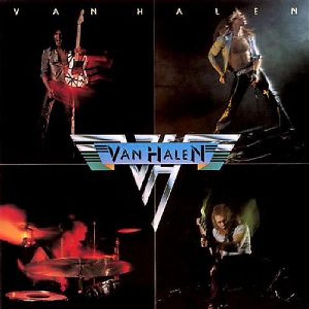 Van Halen [33t] / Van Halen |