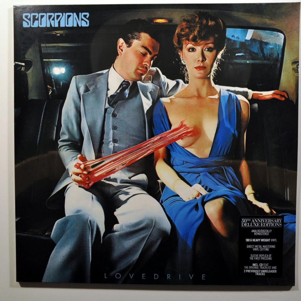 Lovedrive [33t] / Scorpions |