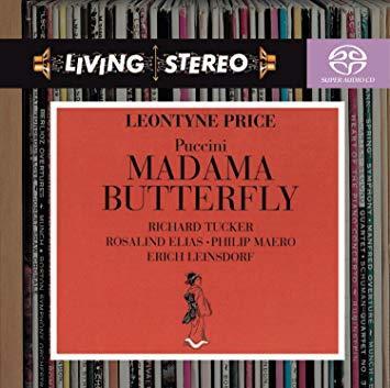 Madama Butterfly : opéra en 3 actes  