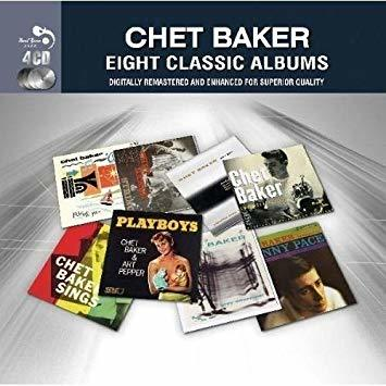 Chet Baker - Eight Classic Albums  