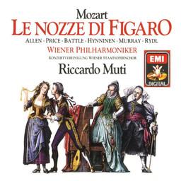 Le Nozze di Figaro : Opéra bouffe en quatre actes  