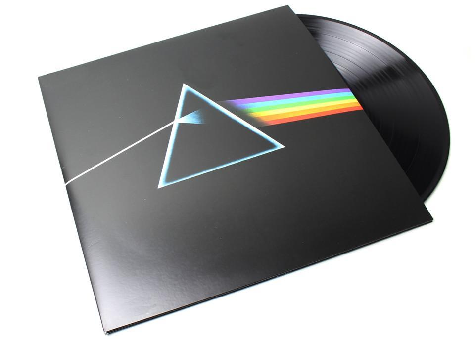 The Dark side of the moon [33t] / Pink Floyd  
