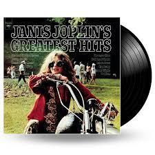 Janis Joplin's greatest hits [33t] / Janis Joplin  
