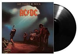 Let there be rock [33T] / AC/DC  