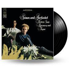 Parsley, sage, rosemary and thyme [33T] / Simon and Garfunkel  