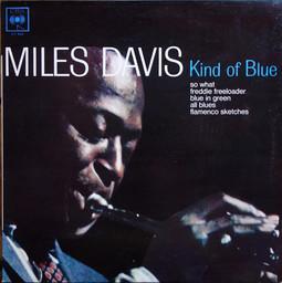 Kind of blue [33t] / Miles Davis  