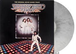 Saturday Night Fever [33t] : The original movie sound track  