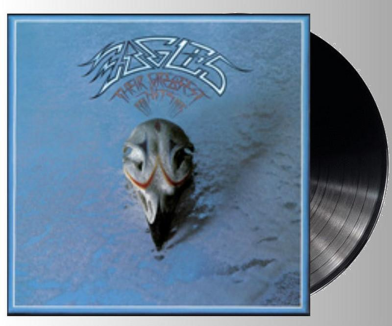 Eagles - Their greatest hits - 1971-1975 [33t] |
