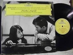 Prokofieff - Ravel : Klavierkonzert [33t]  