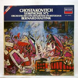 Chostakovitch - Symphonie n° 5 [33t] / Chostakovitch  