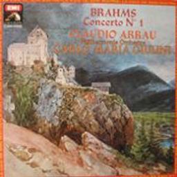 Concerto n° 1 pour piano en ré mineur, op.15 / Brahms  
