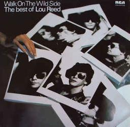 Walk on the Wild Side - The Best of Lou Reed [33t] | Reed, Lou - chanteur et guitariste de rock