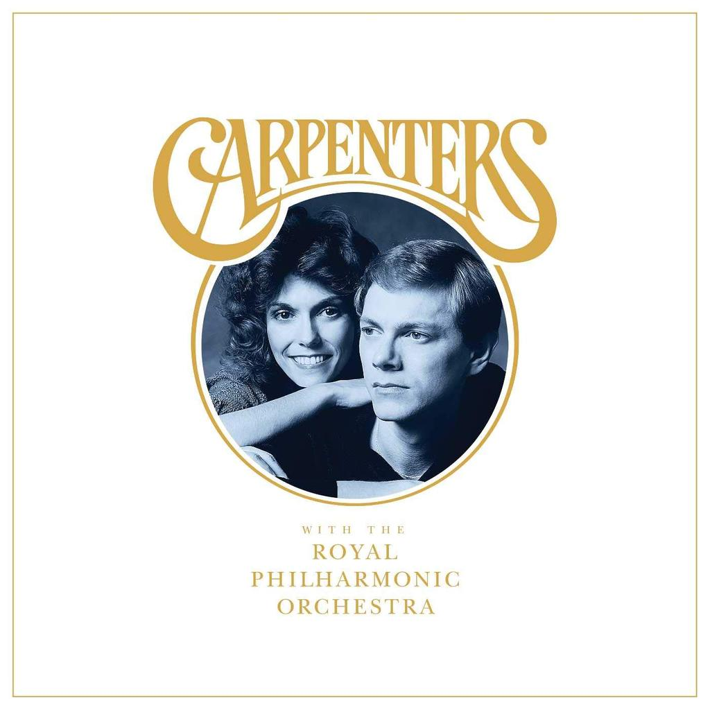The Carpenters with the Royal Philharmonic Orchestra / The Carpenters |