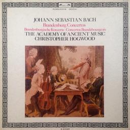 Les 6 Concertos Brandebourgeois BWV.1047 à 1051 : version originale  