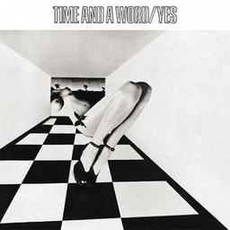 Time and a word / YES  