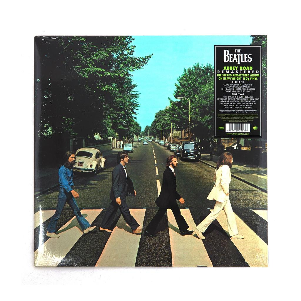 Abbey Road [33t] : Remastered - 180g vinyl / The Beatles |