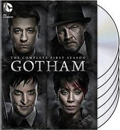 Gotham - Saison 1 : [6 DVD, 22 ép.] | Cannon , Danny  (réalisateur). Scénariste