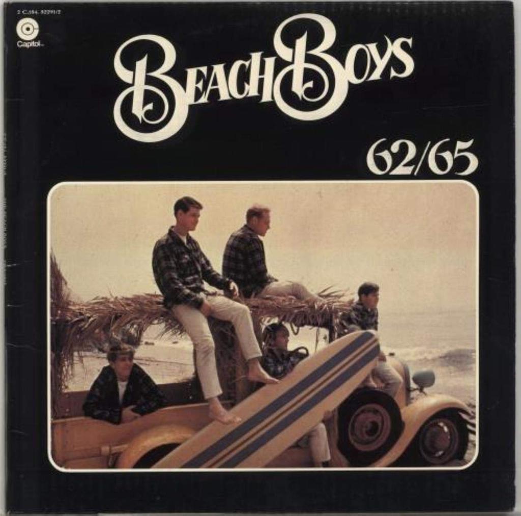 The Beach Boys - 1962 / 1965 [33t] / The Beach Boys |