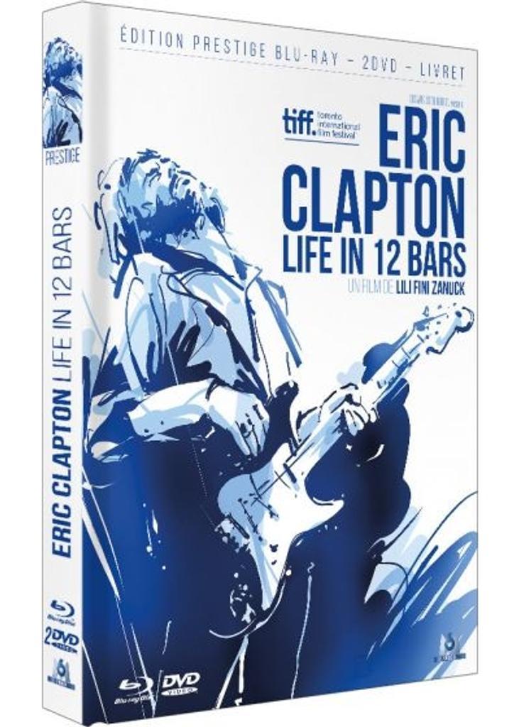 Eric Clapton : Life in 12 bars [DVD] / Lili Fini Zanuck |