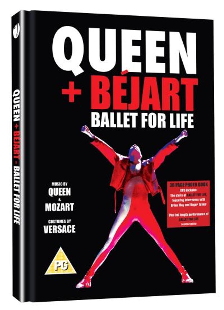 Ballet for life [DVD] : Past & present (1997) / Queen |