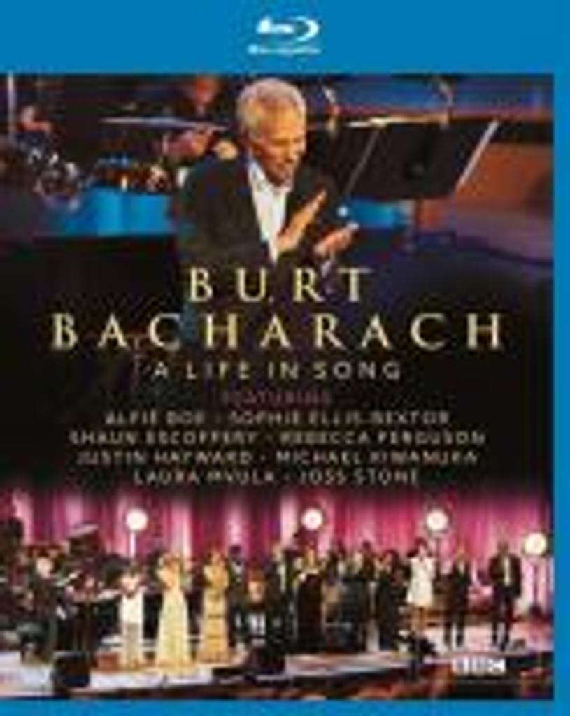 A life in song [Blu-ray] / Burt Bacharach |