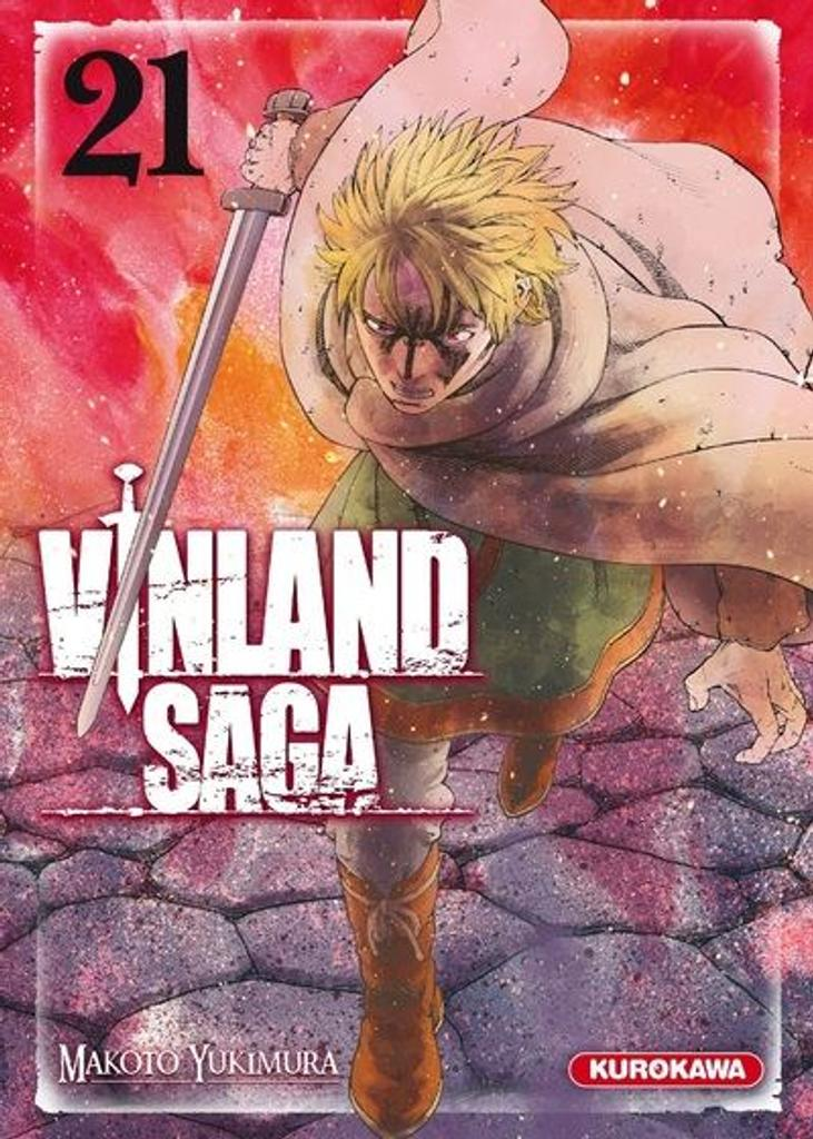 Vinland Saga t.21  