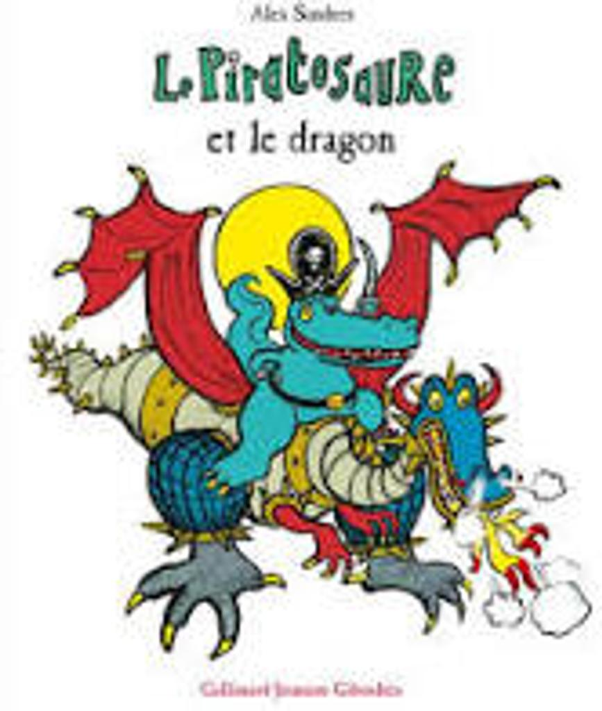 Le Piratosaure et le dragon |