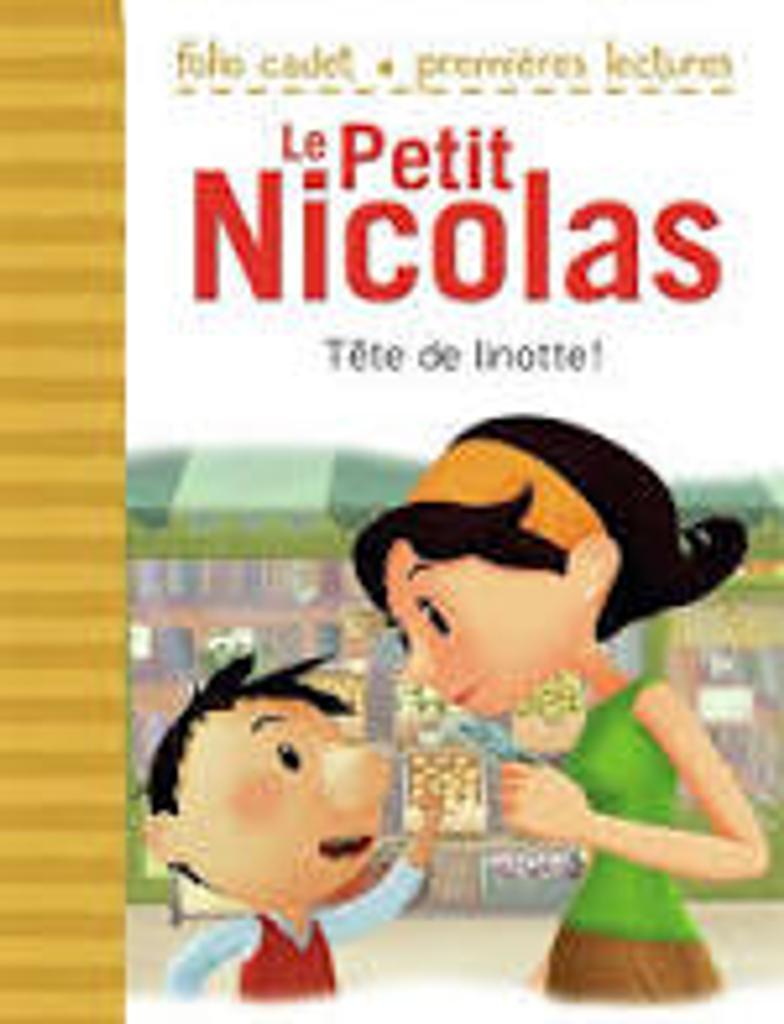 Le petit Nicolas t.39 : Tête de linotte !   