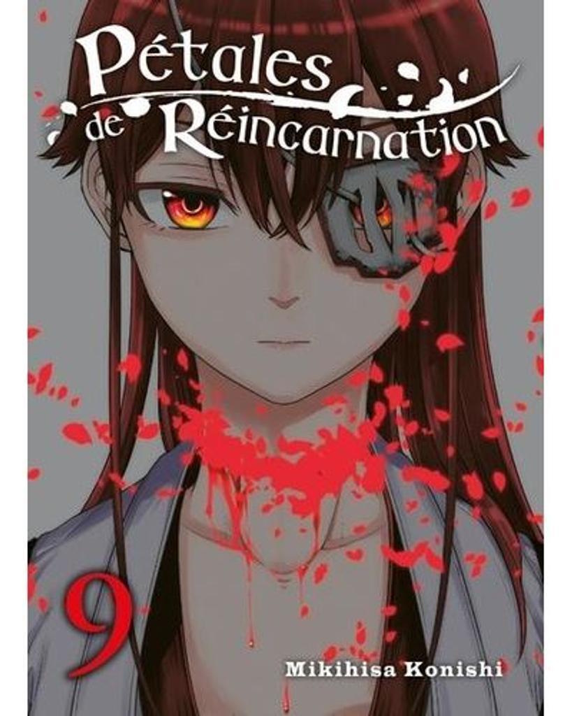 Pétales de Réincarnation t.09  