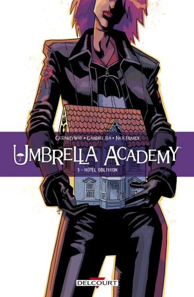 Umbrella Academy t.03 : Hôtel Oblivion  