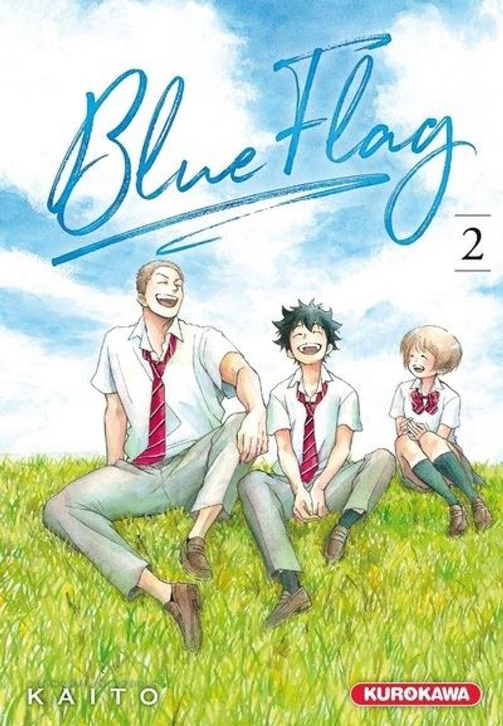 Blue Flag t.02  