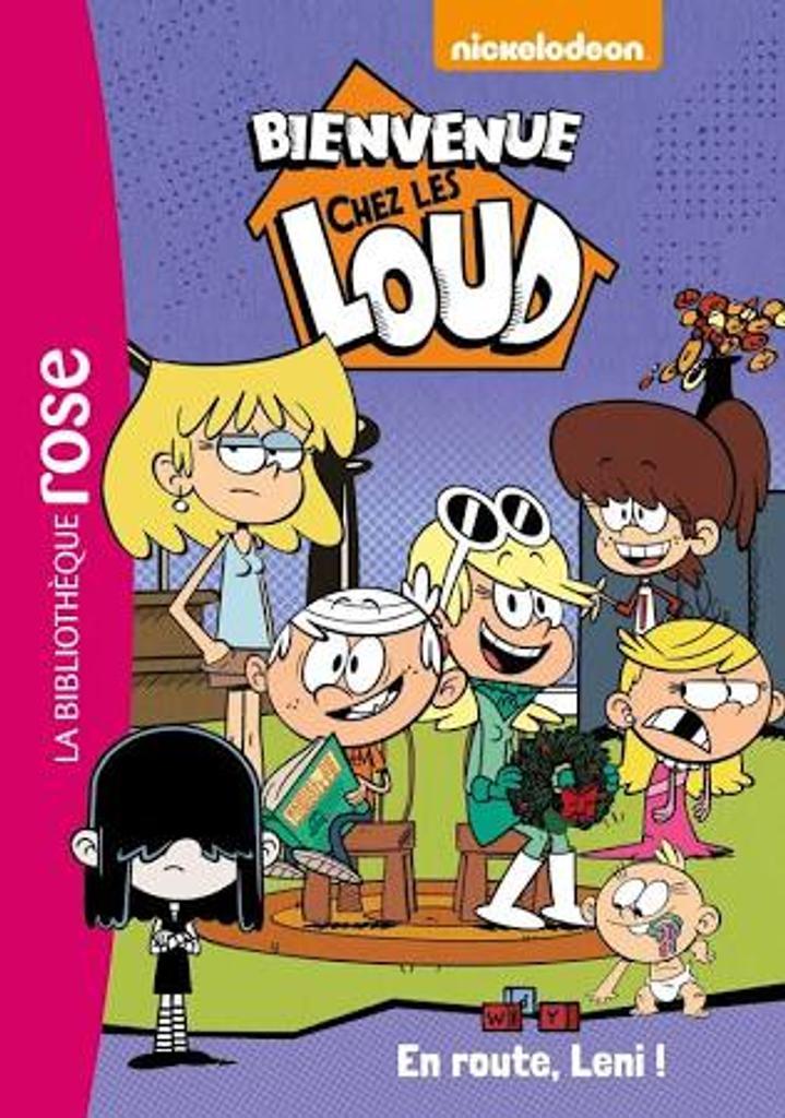 Bienvenue chez les Loud t.05 : En route, Leni !  |