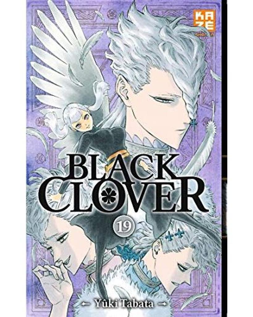 Black Clover t.19 |