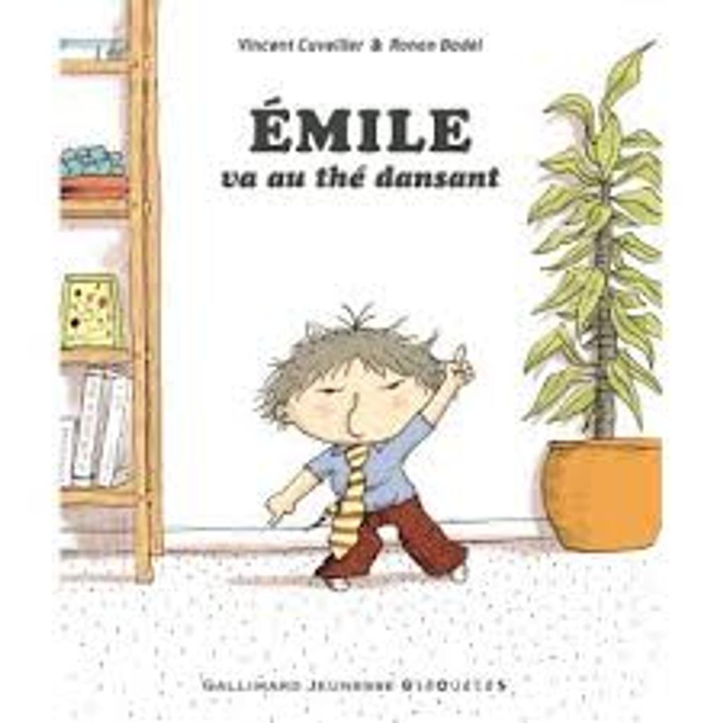 Emile va au thé dansant |