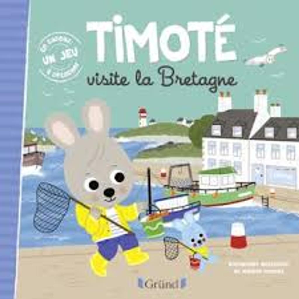 Timoté visite la Bretagne |