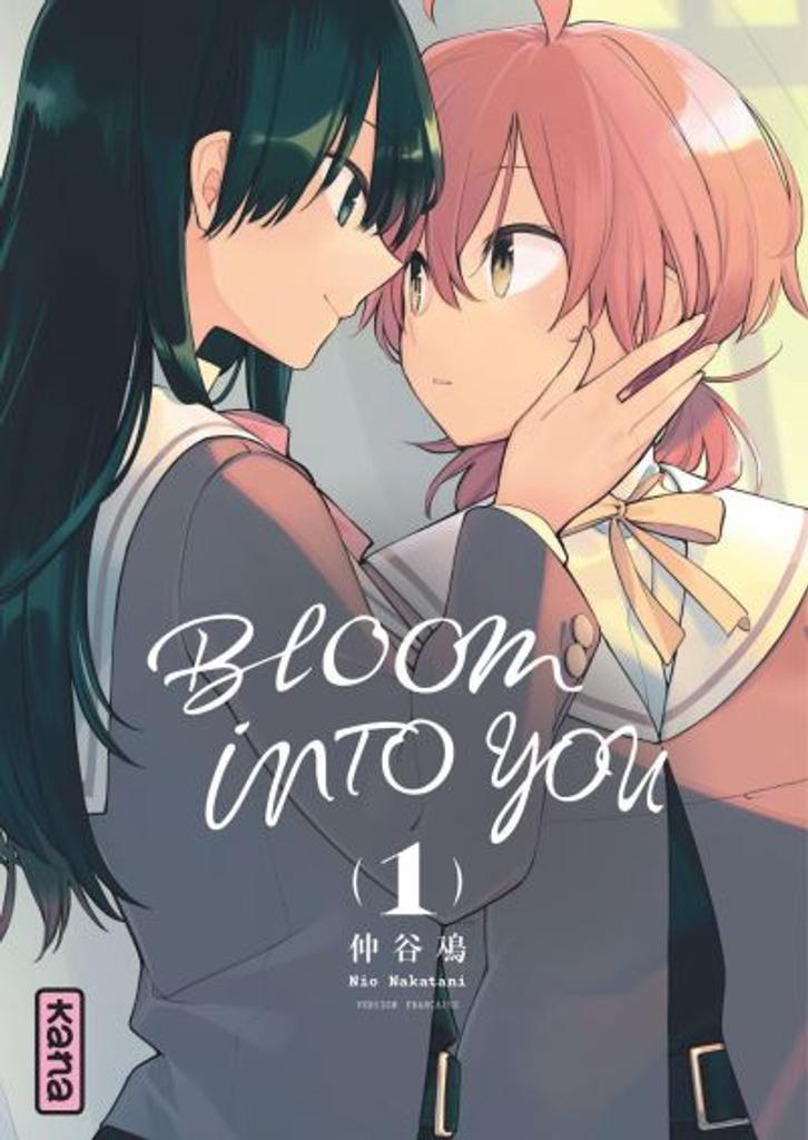Bloom into you t.01 |