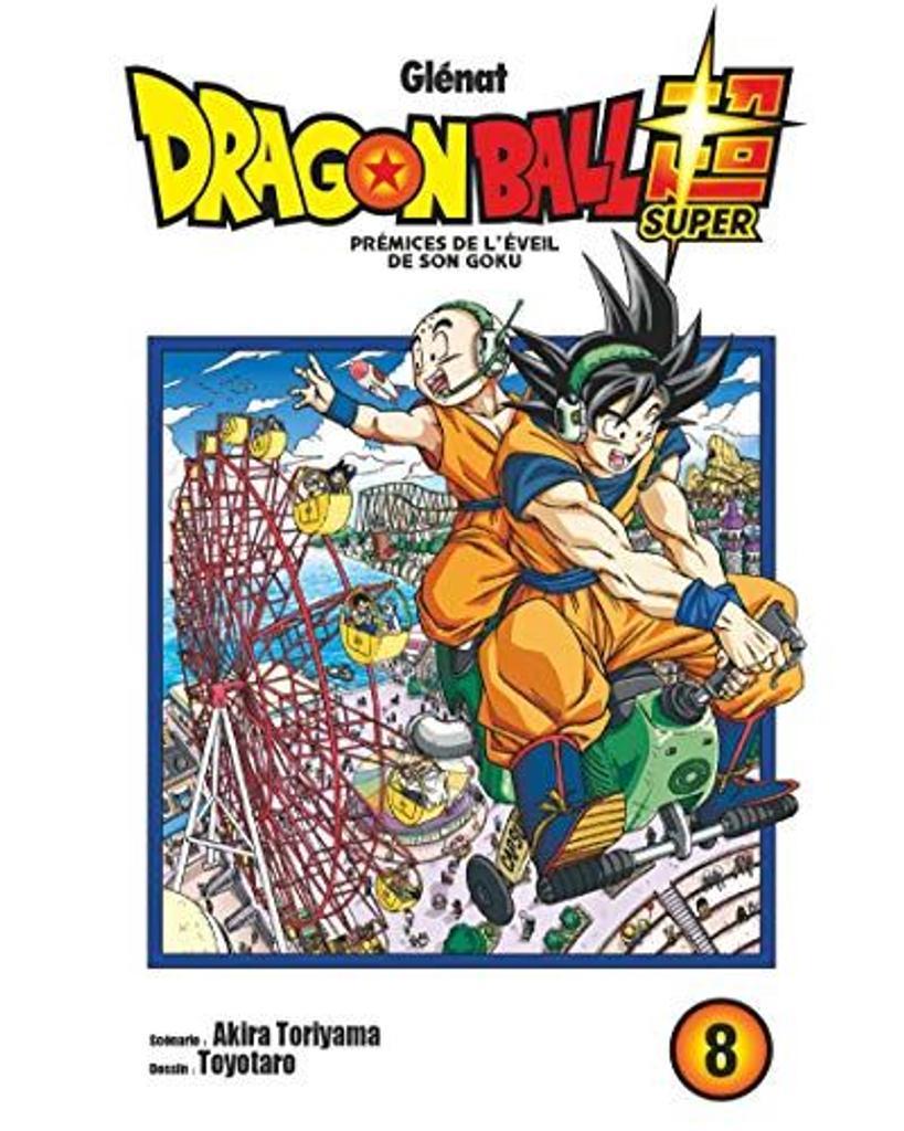 Dragon Ball Super t.08 : Prémices de l'éveil de Son Goku |