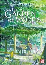 The garden of words   Shinkai, Makoto (réalisateur). Auteur