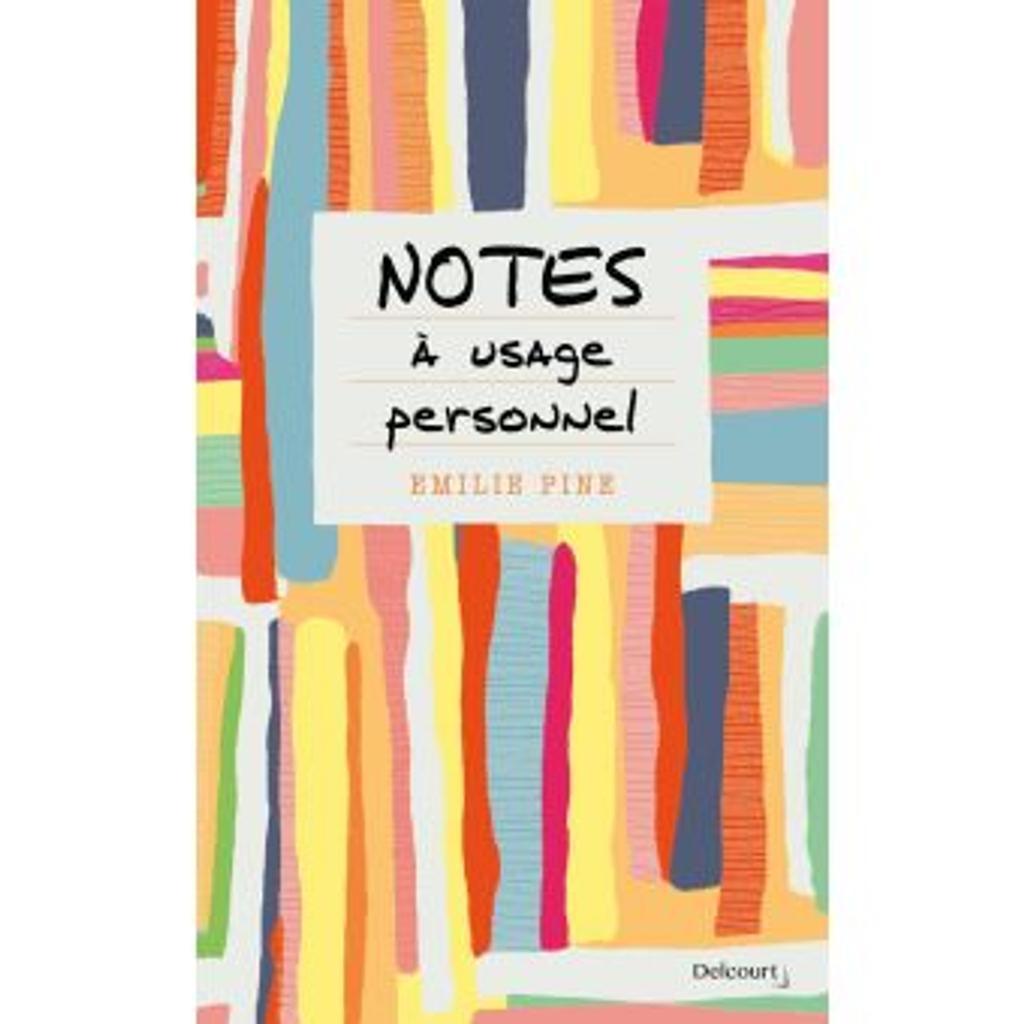 Notes à usages personnel |