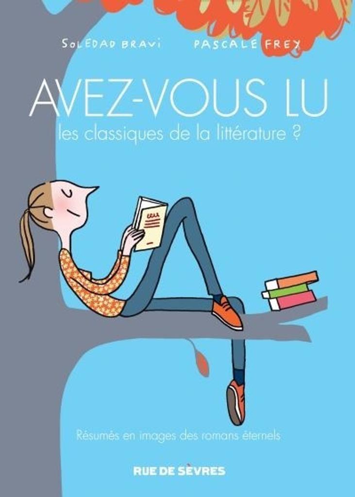 Avez-vous lu les classiques de la littérature ? t.02 |