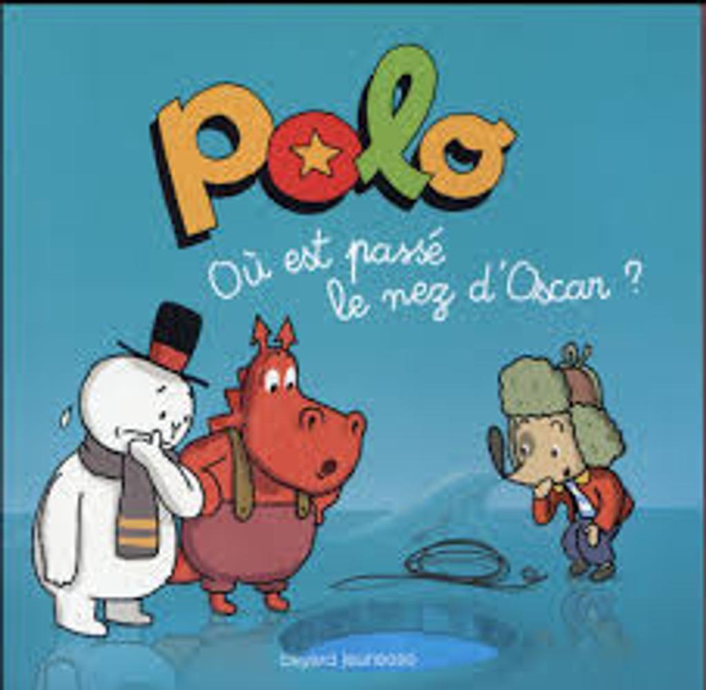 Polo : où est passé le nez d'Oscar ?  |