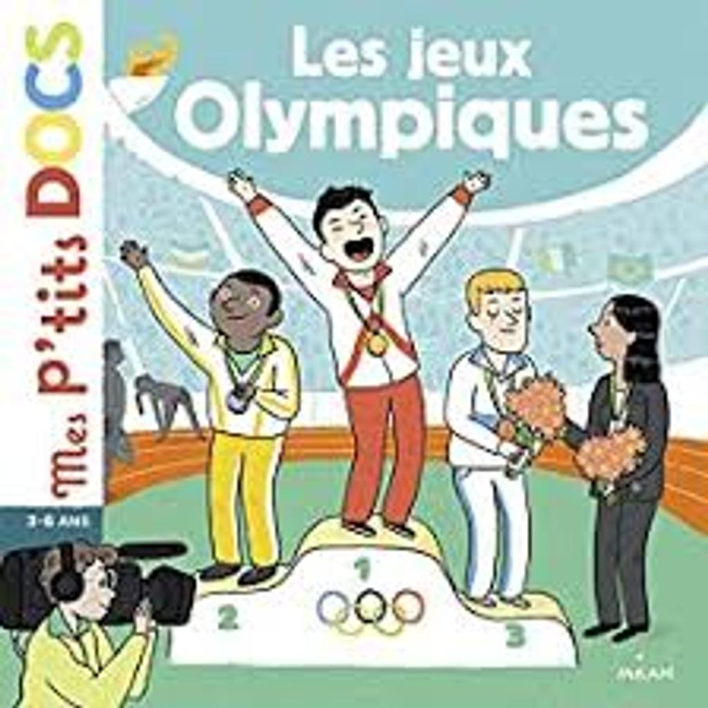 Les jeux olympiques  |