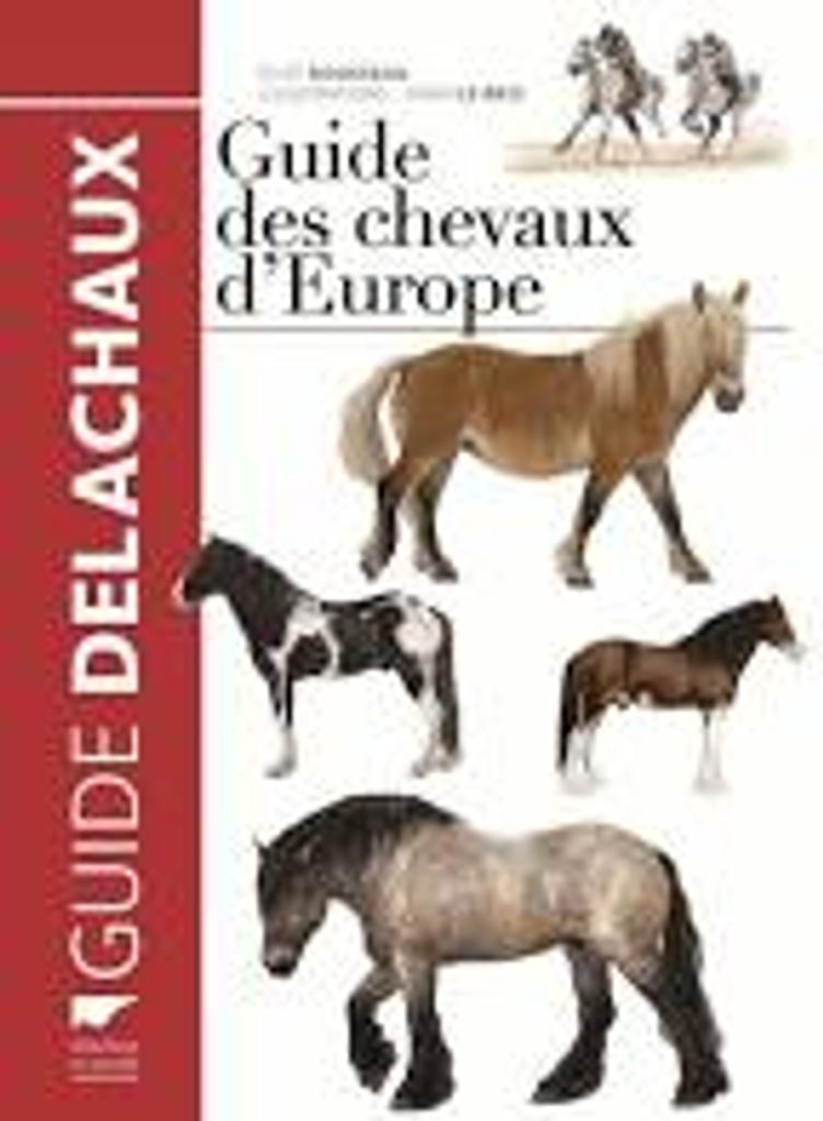 Guide des chevaux d'europe |
