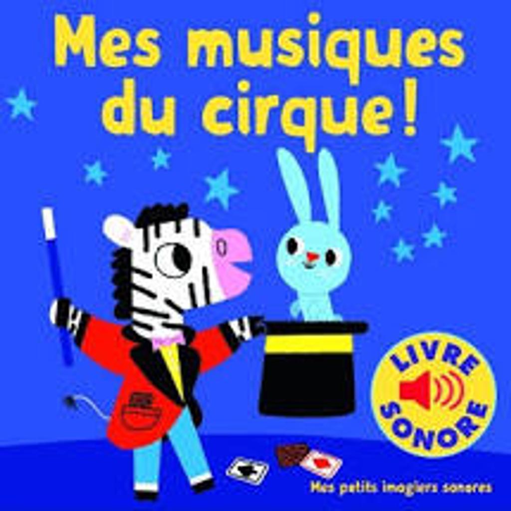 Mes musiques du cirque !  |