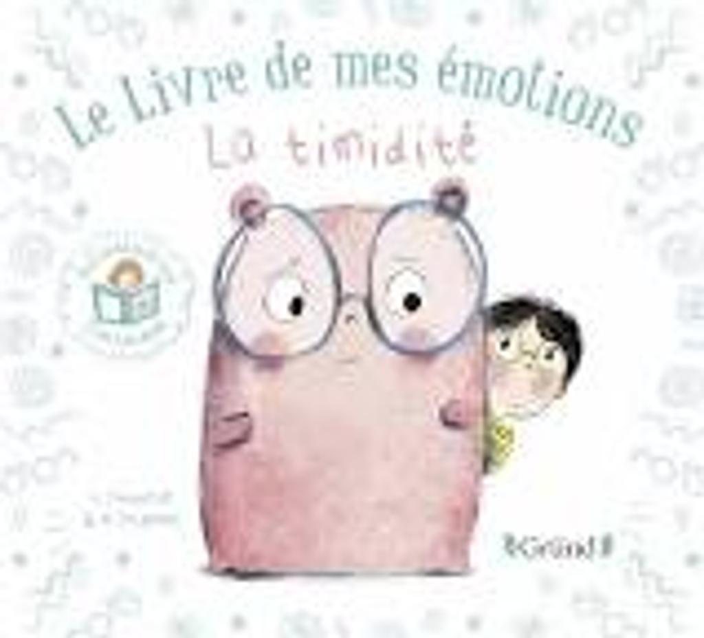 Le livre de mes émotions : La timidité |